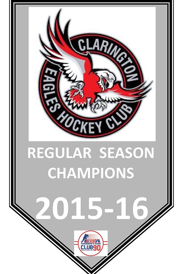 Clarington Eagles Banner