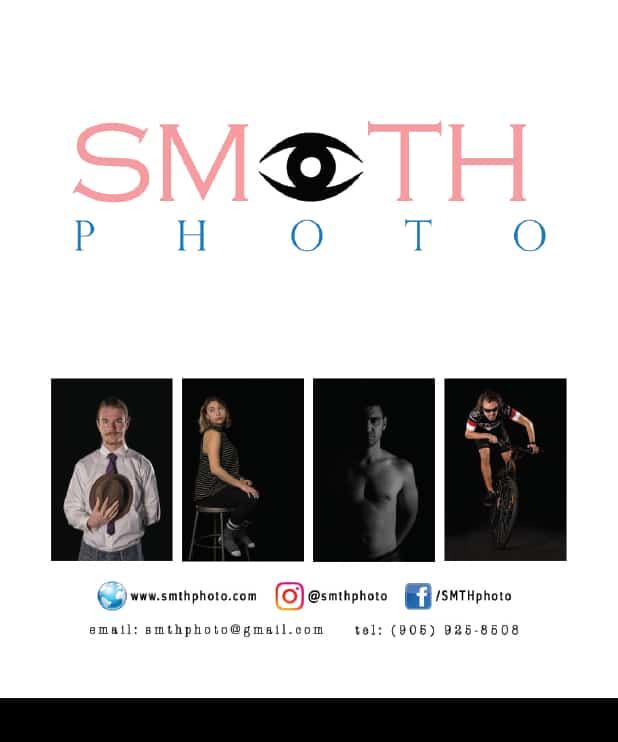 Smith Photo Business Card