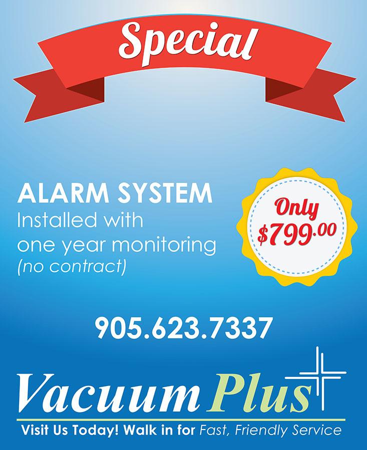 Vacuum Plus Sign