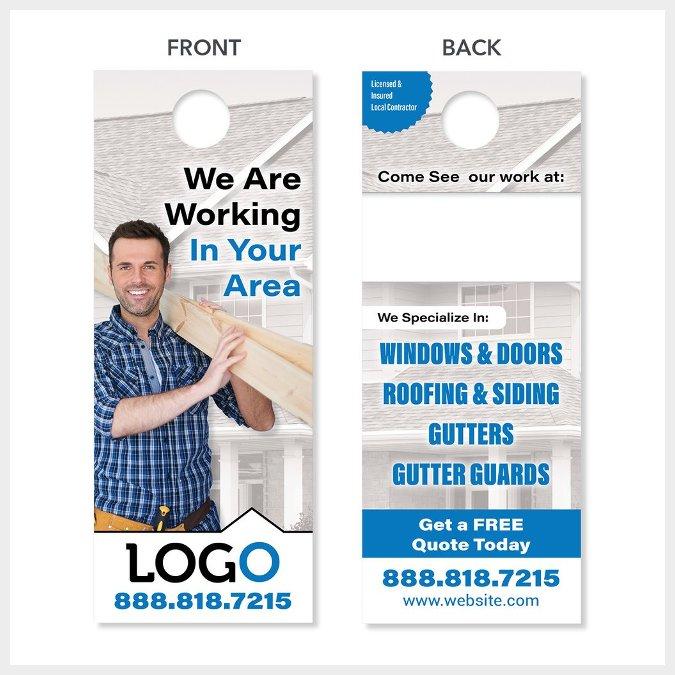 Promotional Door Hangers For Your Business